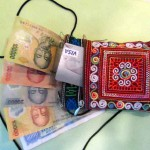 Vietnamese Money and Card