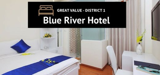 Blue River hotel, HCMC