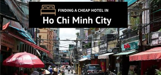 cheap hotel in Ho Chi Minh City