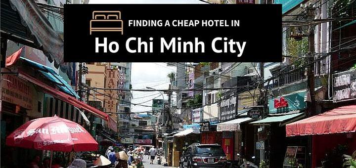 cheap hotel in Ho Chi Minh City