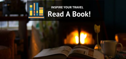 Inspired travel - Read a Book