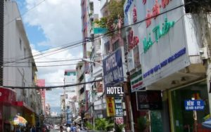 Cheap Hotels in Ho Chi Minh City, Bui Vien