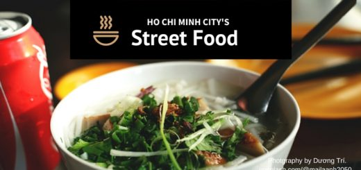 Ho Chi Minh City's Street Food