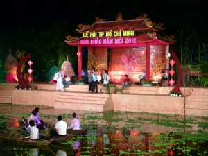 Ho Chi Minh City festival scene