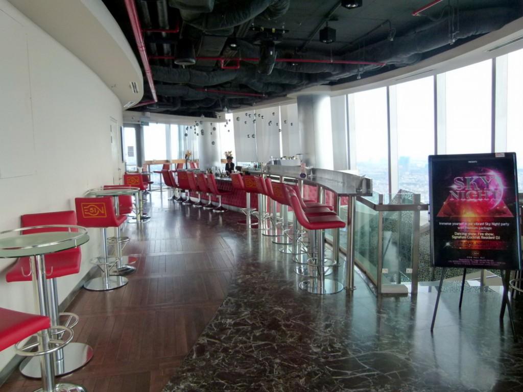 Bitexco Financial Tower - Heliobar Saigon