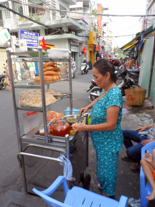 Fresh Sandwiches - Vietnamese style
