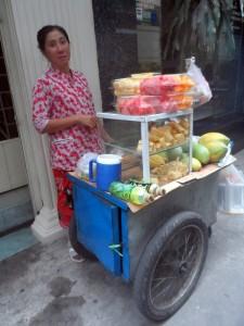 Best Street Food Vietnam - Fresh fruit