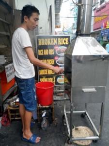 Best Street Food Vietnam - BBQ Pork and Chicken