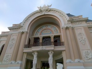 walking around Ho Chi Minh City Photos - Saigon Opera House