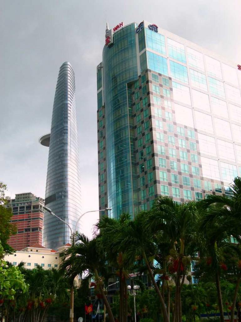 Surreal Skyline - Space Age Saigon