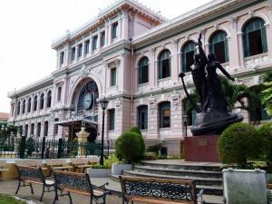 Ho Chi Minh City Photos - Saigon Central Post Office
