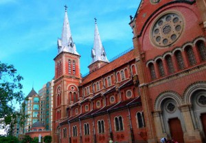 Ho Chi Minh City Photos - Notre Dame Saigon