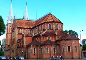 Ho Chi Minh City Photos - Notre Dame Saigon