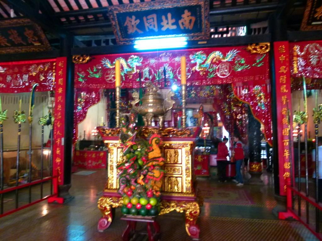Saigon Unseen - General Le Van Duyets Mausoleum