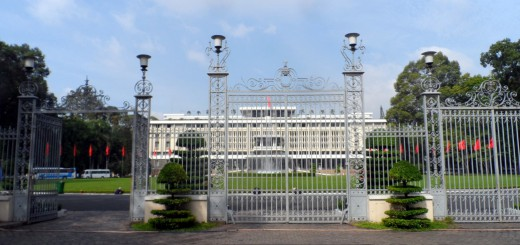 Reunification Palace feature image