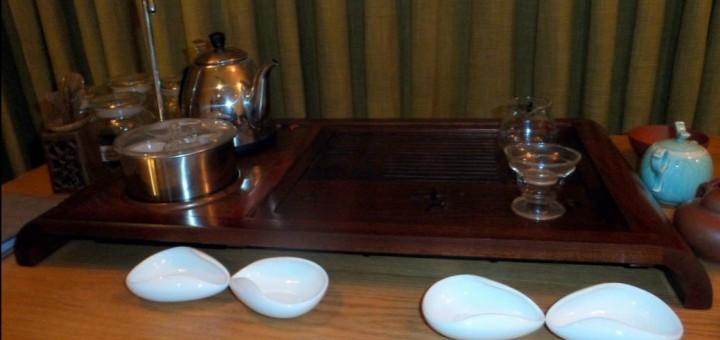 Veitnamese Tea Tasting