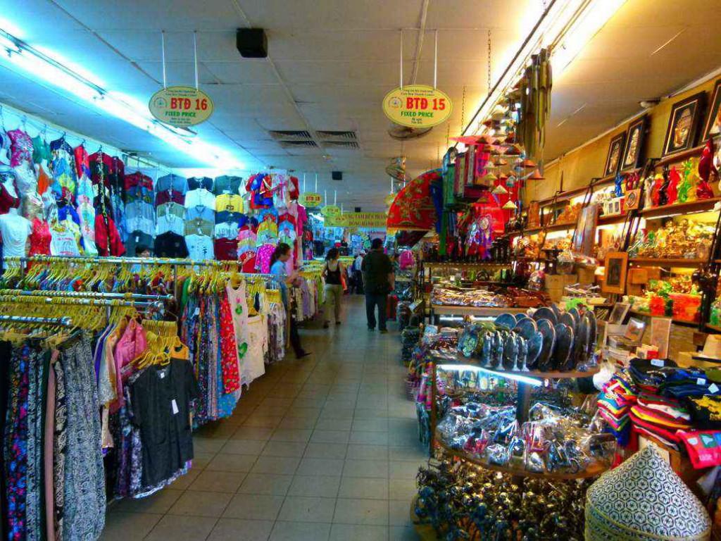 What to take to Vietnam - Ben Thanh Market