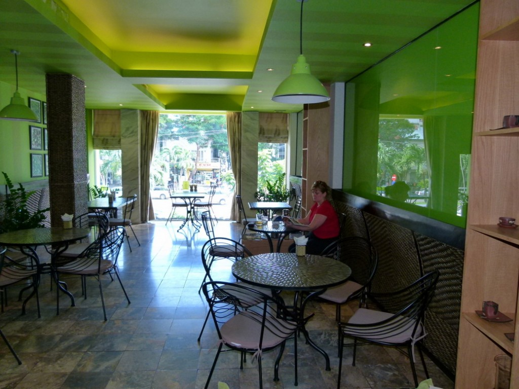Vietnamese Coffee and Tea at Hatvala