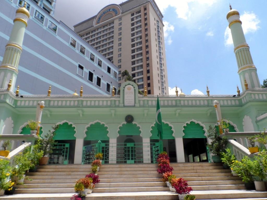 Walking Tour of Ho Chi Minh City - Jaima Al Muslimin Mosque