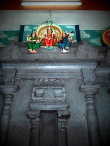 Walking Tour of Ho Chi Minh City - Mariamman Hindu Temple