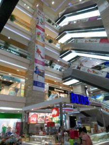 What to take to Vietnam - Shopping Centre