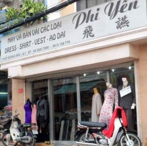 What to take to Vietnam - Tailors