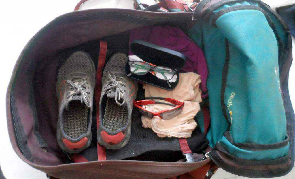 What to take to Vietnam - Pack lightly