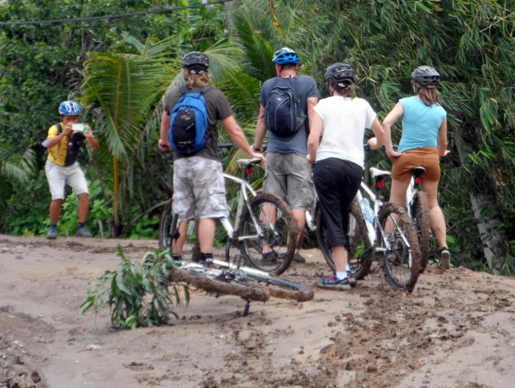 Vietnam Cycling Reviews - Mudpacks Mekong style