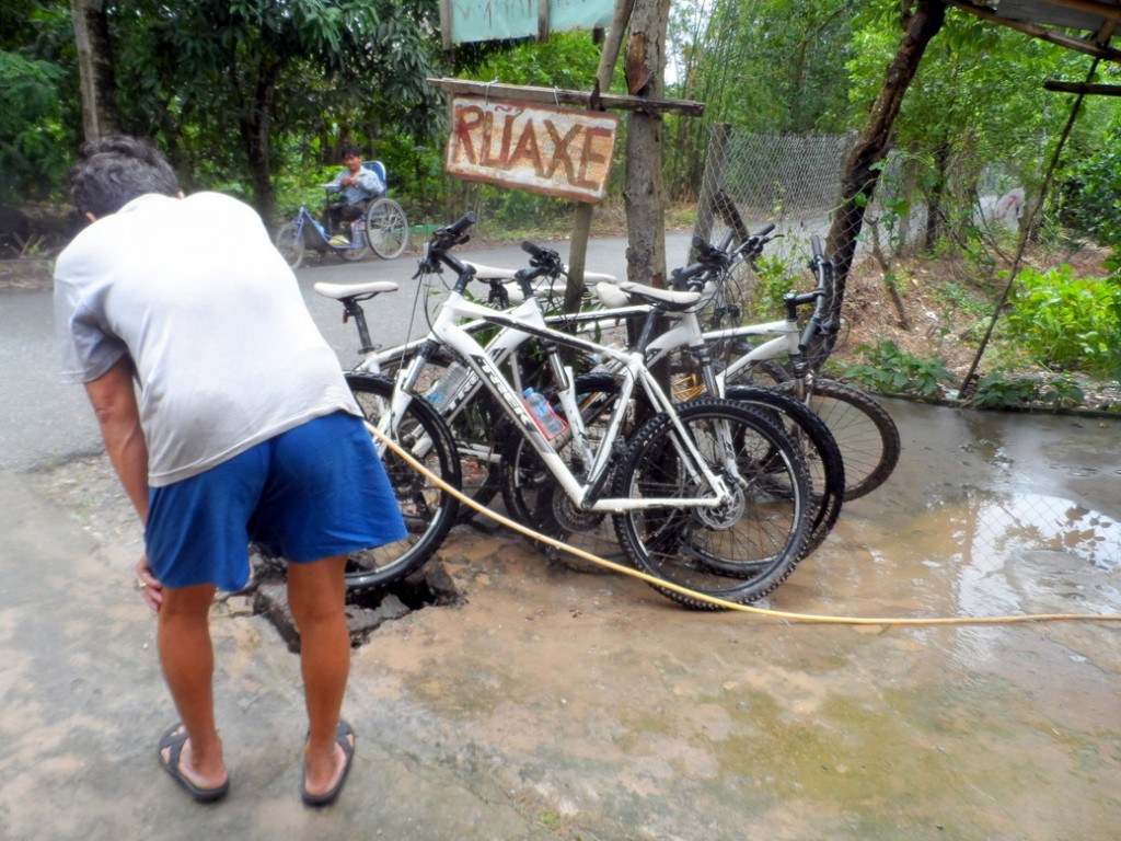 Vietnam Cyclin Reviews - Bike Wash
