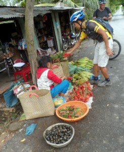 Vietnam Cycling Reviews - Bike Wash