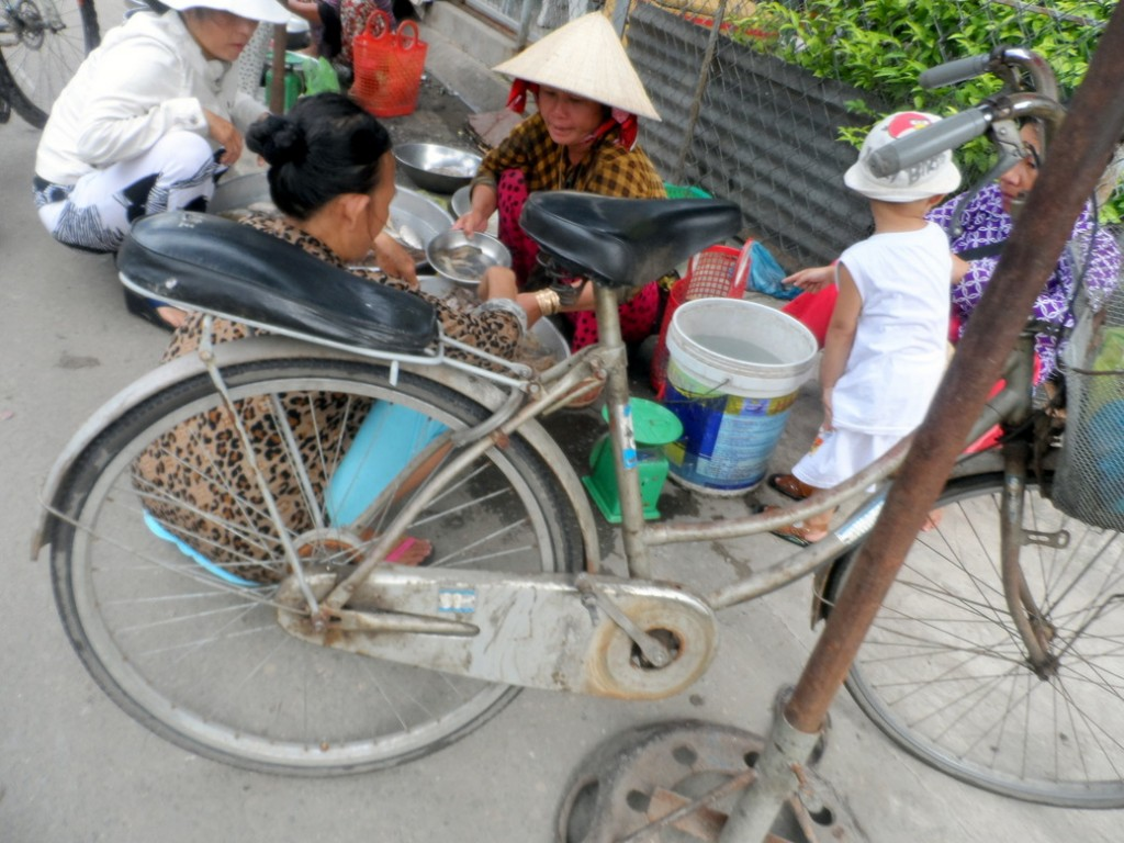Vietnam Cycling Reviews - Mekong bicycle