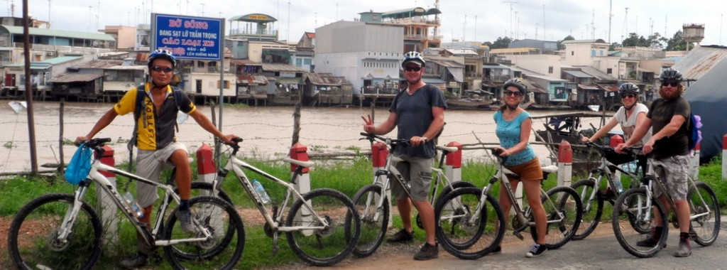 Vietnam Cycling Reviews - Cycling group