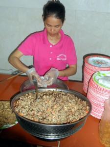 Saigon food Tour - Bánh cuốn