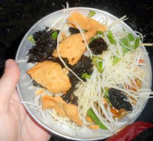 Saigon food Tour - Papaya Salad