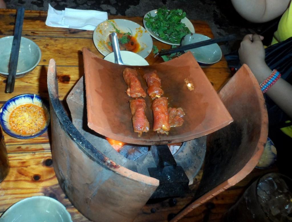 Saigon Food Tour - Vietnamese Barbecue