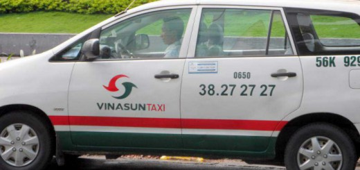 Saigon taxi - Vinasun Taxi