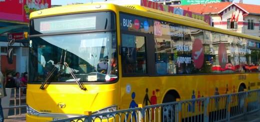 Bus to HCMC Airport