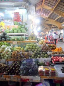 Vietnam Cooking School - Ben Thanh Market