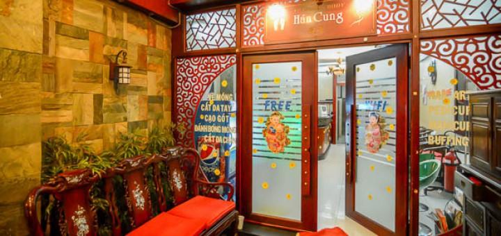 massage in Saigon - Han Cung