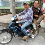 Xe Om - Motorbike taxis in Saigon