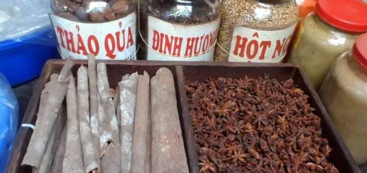 Saigon cooking school - street food tour
