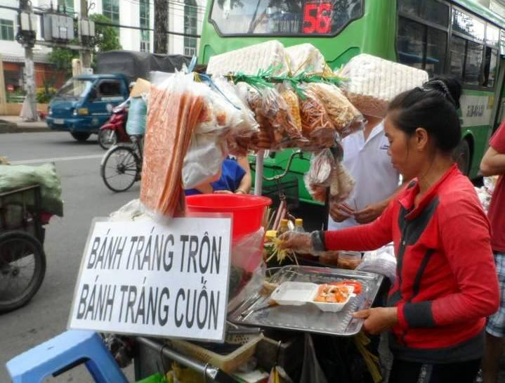 Saigon cooking class - Street food tour