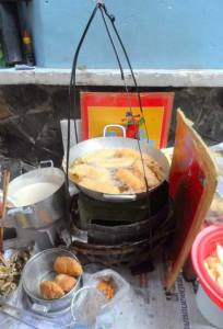 Saigon Cooking Class- Street Food Tour
