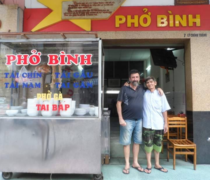 Pho Binh and the Tet Offensive