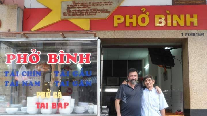 Pho Binh -The Noodle Shop That Changed the War - Ho Chi Minh City Highlights