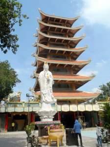 Vietnam Quoc Tu Pagoda