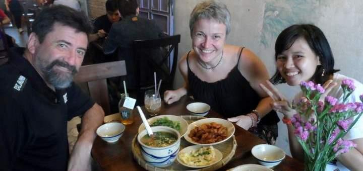 Food At Com Nha - Homemade Meals