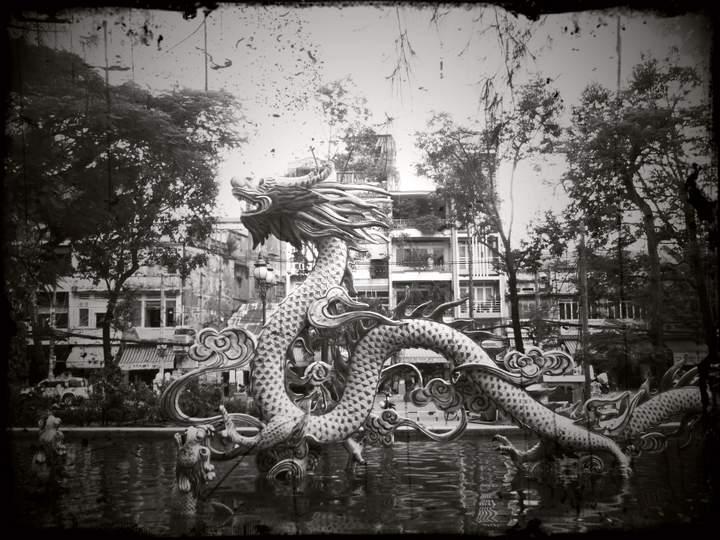 China Town - Saigon - Cho Lon district 5