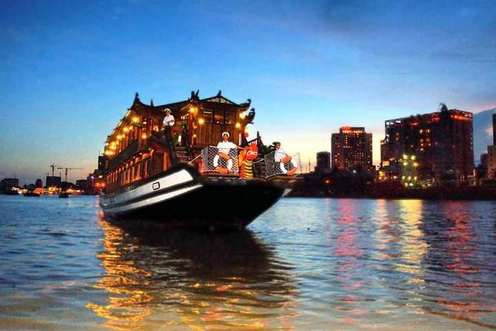 Saigon river Cruise - Artisan cruises