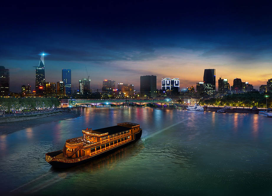 River Cruise Saigon